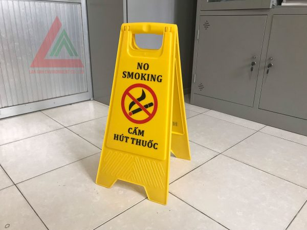 Biển báo no smoking