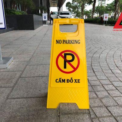 Biển báo sàn cấm đỗ xe