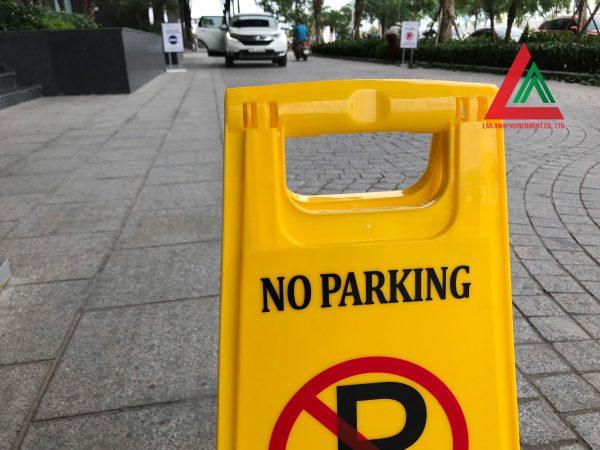 Biển báo sàn No Parking