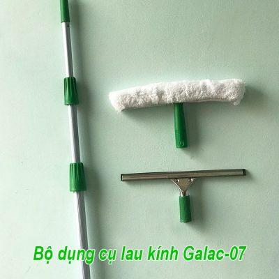 Bộ dụng cụ lau kính Galac-07