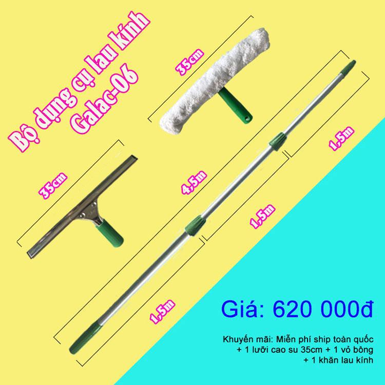 Kích thước Galac-06