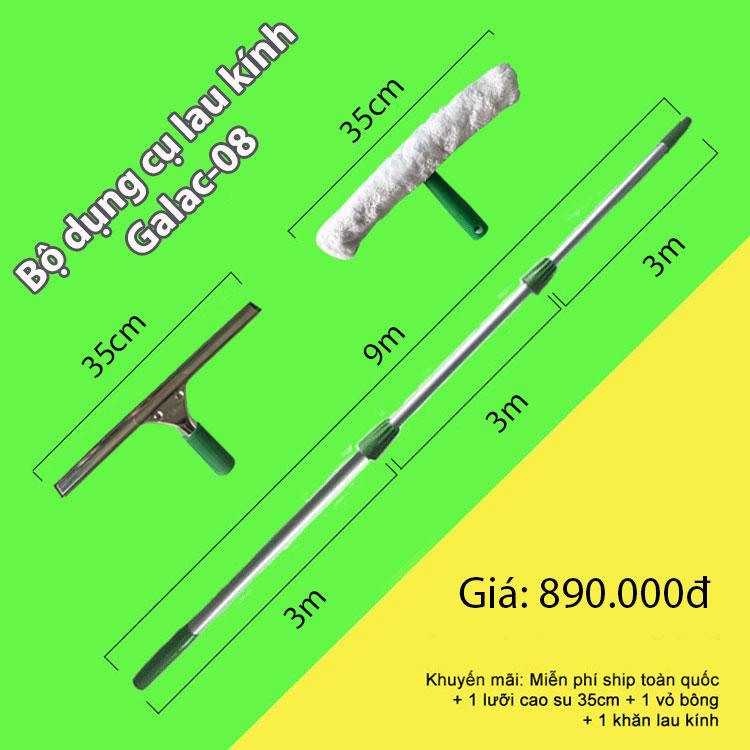 Kích thước Galac-08