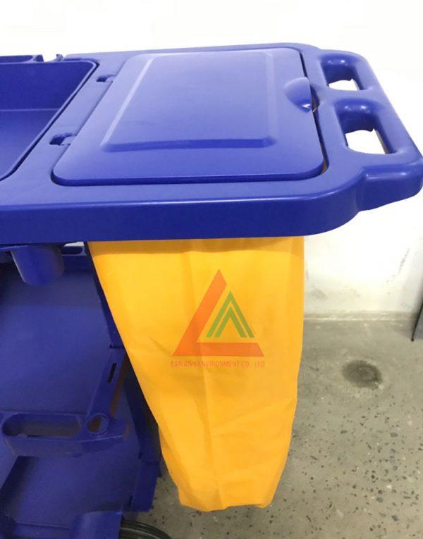 Túi đựng rác xe chữ L