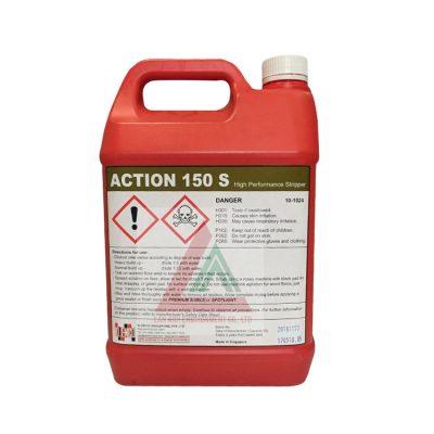 Hóa chất đánh sàn Action 150s