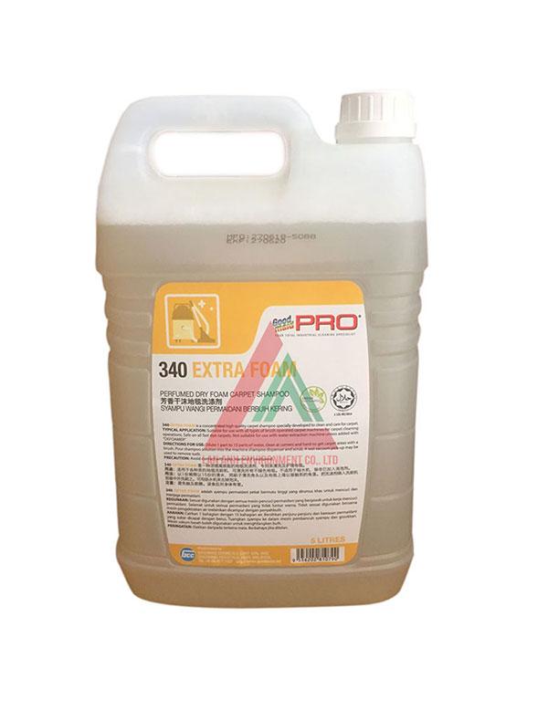 Hóa chất giặt thảm G340