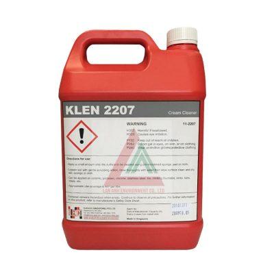 Hóa chất làm sạch inox Klen 2207
