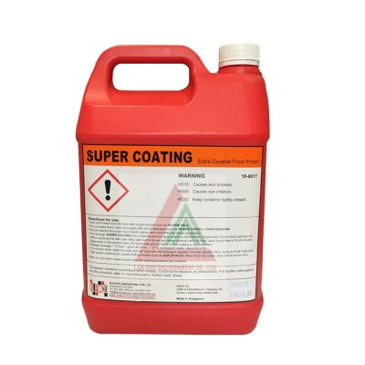 Hóa chất phủ bóng sàn Super Coating