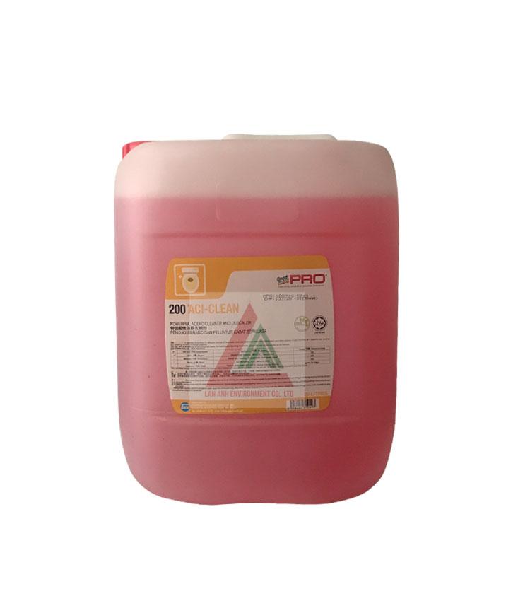 Hóa chất tẩy GMP200 thùng 20L