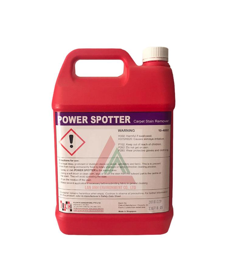 Hóa chất tẩy điểm Power Spotter