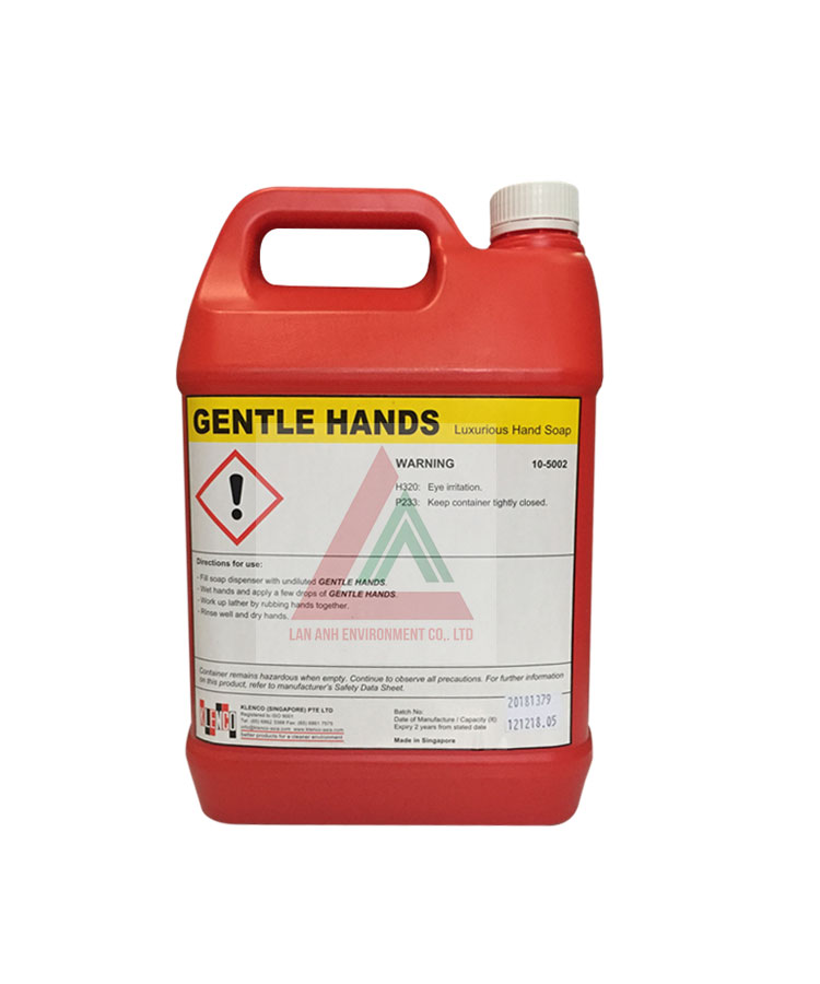 Nước rửa tay Gentel Hand