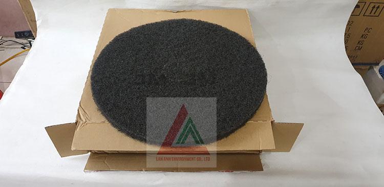 Pad chà sàn 3M màu đen cao cấp