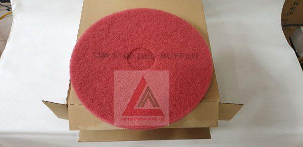 Pad chà sàn 3M màu đỏ