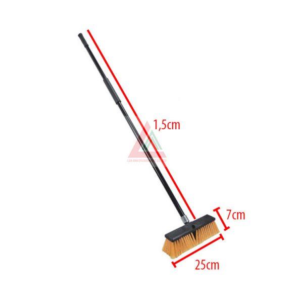 Kích thước bàn chải sàn C-038B