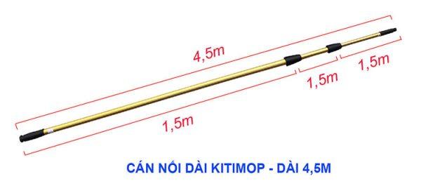 Cán nối dài kitimop dài 4,5m