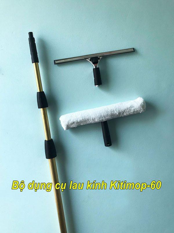 Dụng cụ lau kính kitimop-60