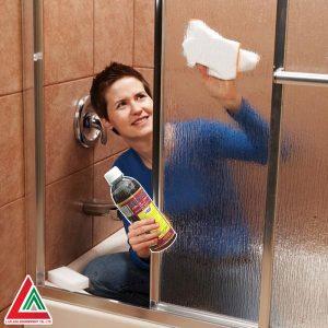 5 Cách Tẩy Cặn Canxi Trên Kính, Vòi Rửa Inox, Bồn Rửa Sứ