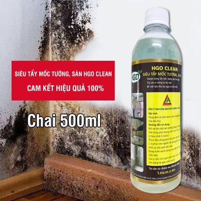 Tẩy Mốc Tường Hgo Clean